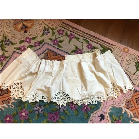 Accents Vintage Battenburg Lace Valance Curtains Cottage Poshmark